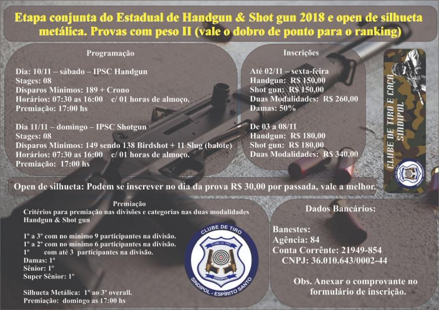 Convite Etapa Sindipol 10 & 11 Novmbro