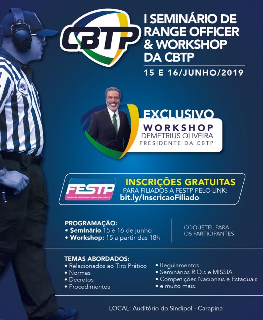 Convite evento CBTP
